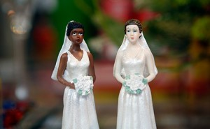 twobrides 300x185 Religious Right Wishes To Discriminate Freely Without Criticism Or Repercussions
