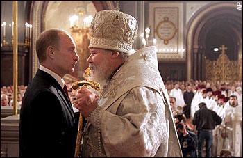 Putin Church