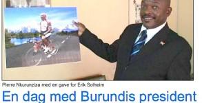 Torp Nkurunziza